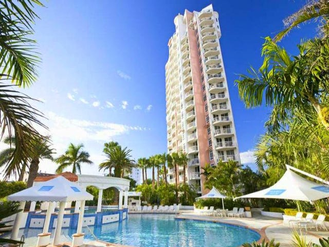 1077 'Bel Air' 2623-2633 Gold Coast Highway, Broadbeach, Qld 4218
