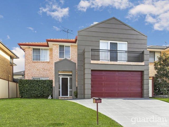 20 Harrington Avenue, Castle Hill, NSW 2154