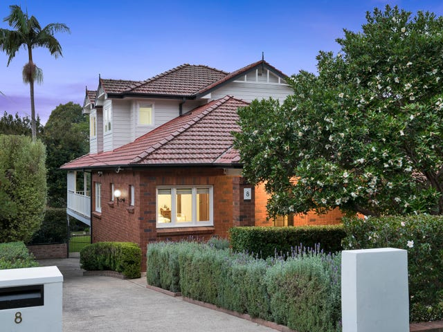 8 Cope Street, Lane Cove, NSW 2066