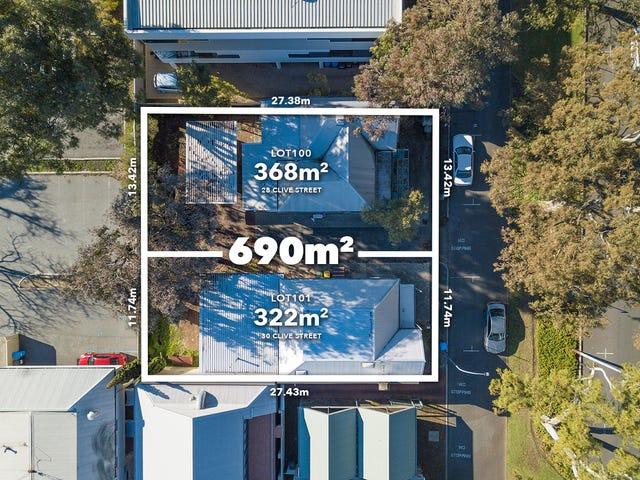 28-30 Clive Street, West Perth, WA 6005