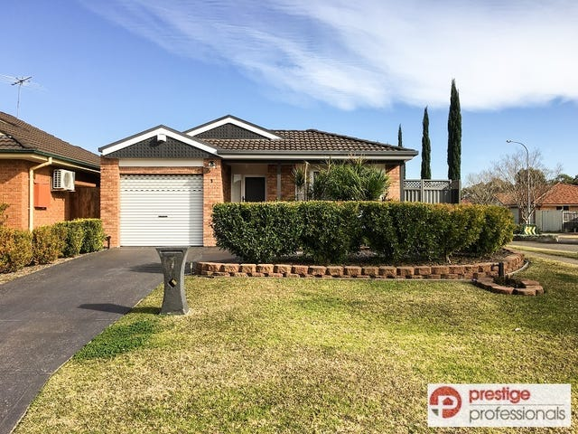 1 Exbury Court, Wattle Grove, NSW 2173