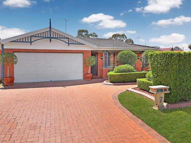 7 Ellesmere Court, Wattle Grove, NSW 2173