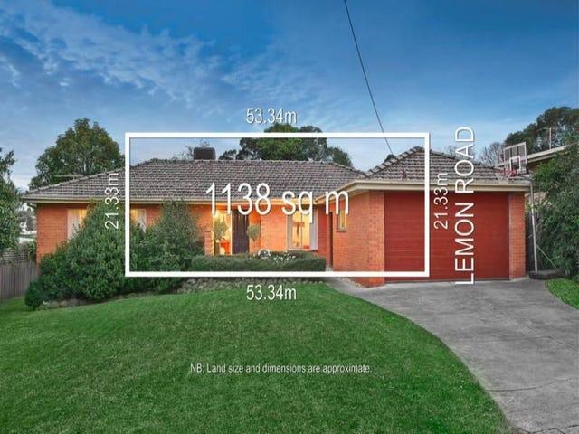 10 Lemon Road, Balwyn North, Vic 3104