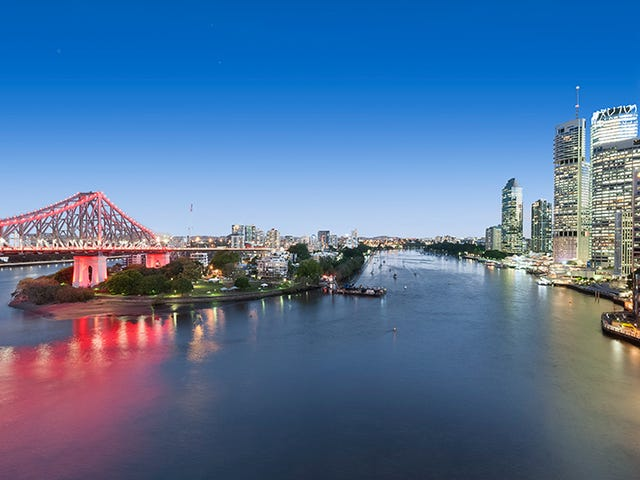 2/32 Macrossan Street, Brisbane City, Qld 4000