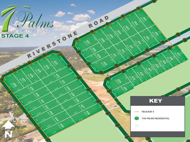 Lot Stage 4, 142 Riverstone Road, Riverstone, NSW 2765