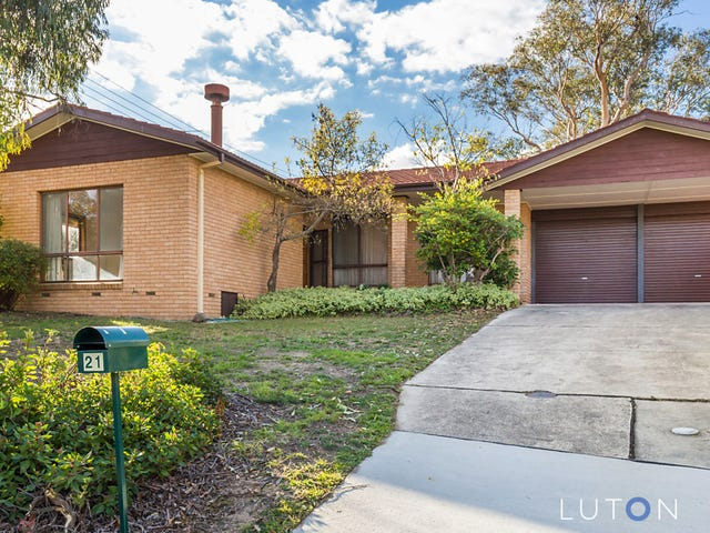 21 McConnel Crescent, Kambah, ACT 2902