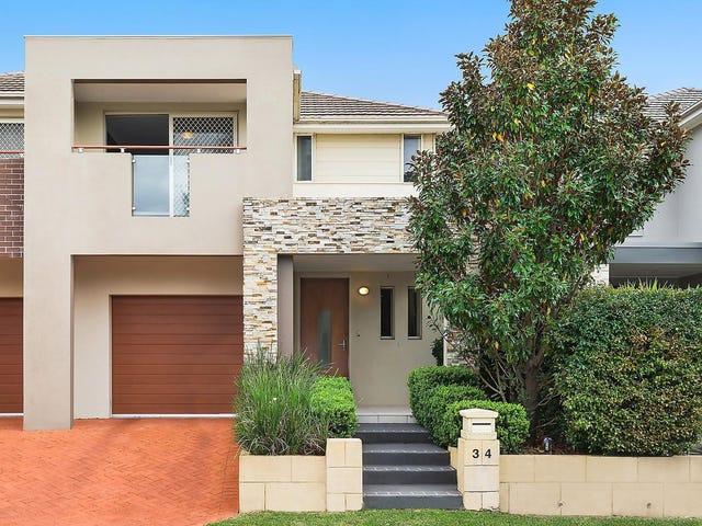 34 Bentwood Terrace, Stanhope Gardens, NSW 2768