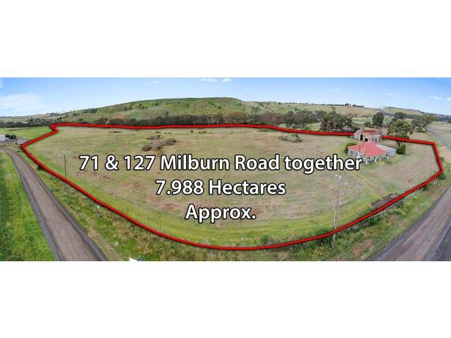 71 & 127 Milburn Road, Keilor, Vic 3036