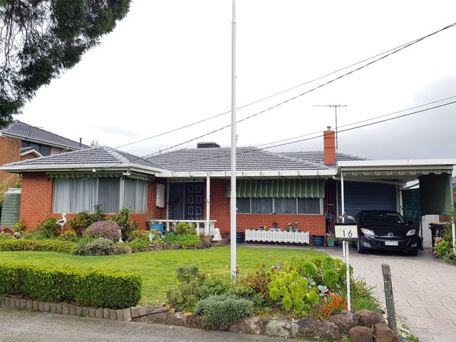 16 Glengariff Drive, Mulgrave, Vic 3170