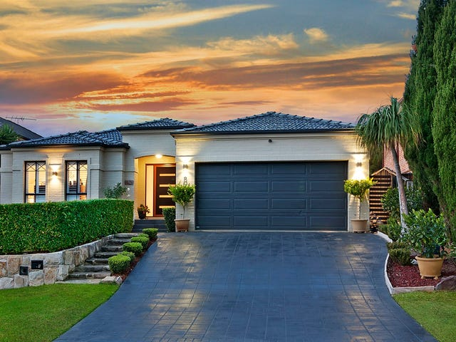 8 Park Ridge Circuit, Kellyville, NSW 2155