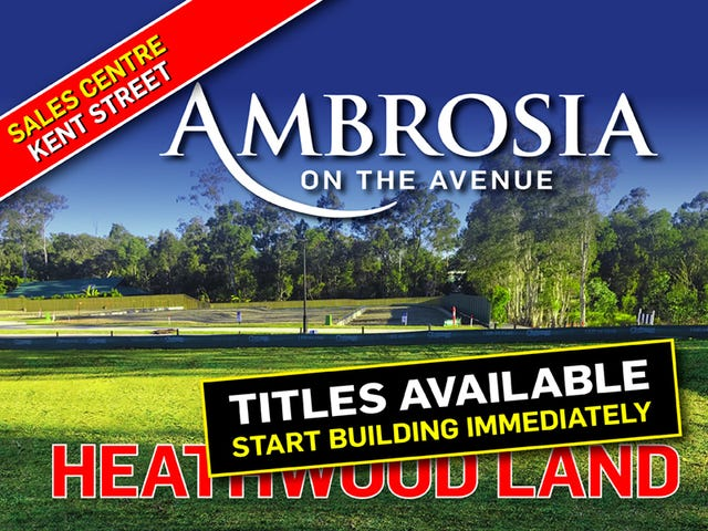 Derby Street (off The Avenue), Heathwood, Qld 4110