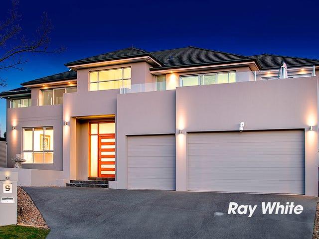 9 Kentridge Place, Bella Vista, NSW 2153