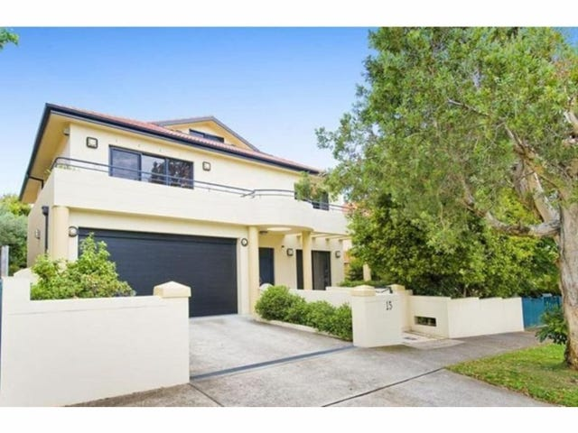 15 Chamberlain Avenue, Rose Bay, NSW 2029