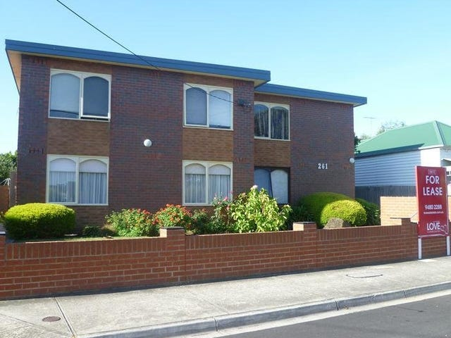 12/261 Heidelberg Road, Fairfield, Vic 3078