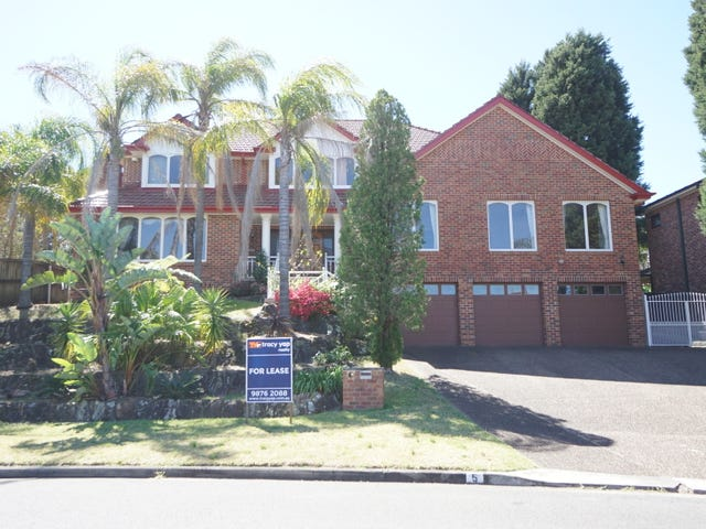 5 Tall Ship Avenue, West Pennant Hills, NSW 2125