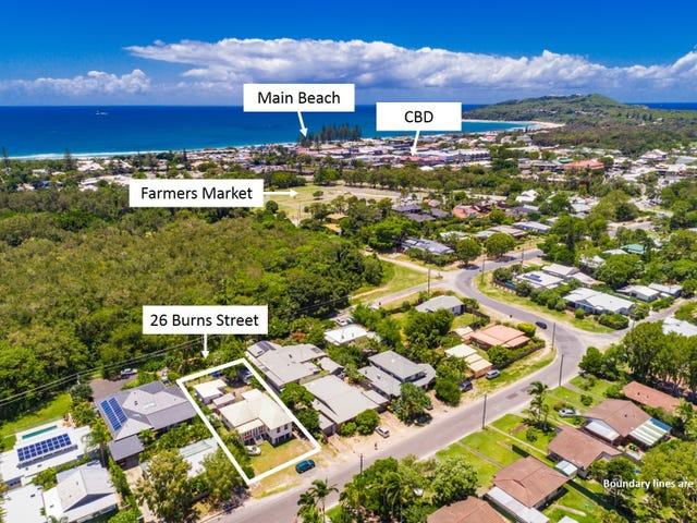 26 Burns Street, Byron Bay, NSW 2481