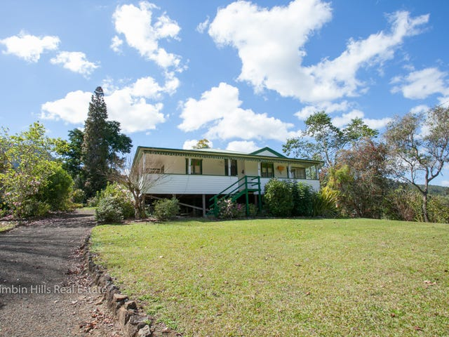442 Blue Knob Road, Nimbin, NSW 2480