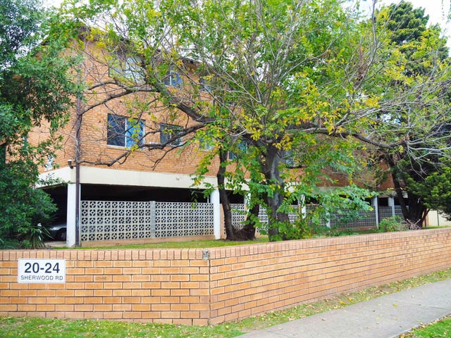 12/20 Sherwood Road, Merrylands, NSW 2160