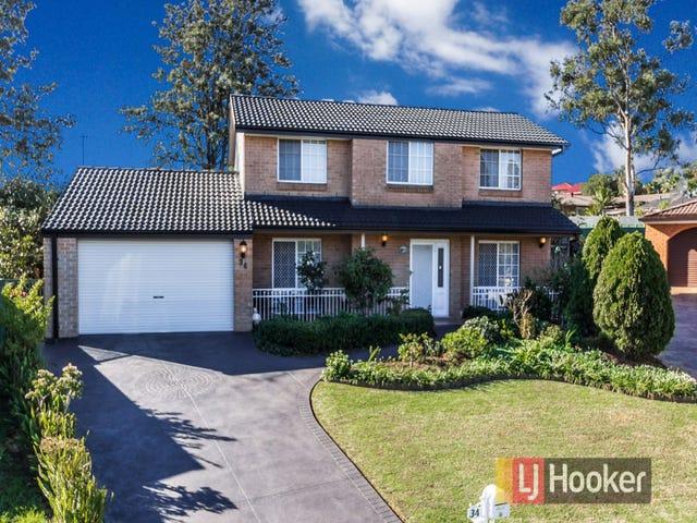 34 Charmer Crescent, Minchinbury, NSW 2770