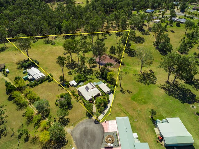1 Curtain Road, Pie Creek, Qld 4570