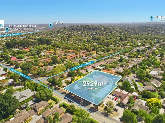 149-151 Warrandyte Road, Ringwood North, Vic 3134