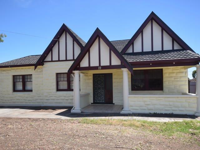 22 Hartley Road, Flinders Park, SA 5025