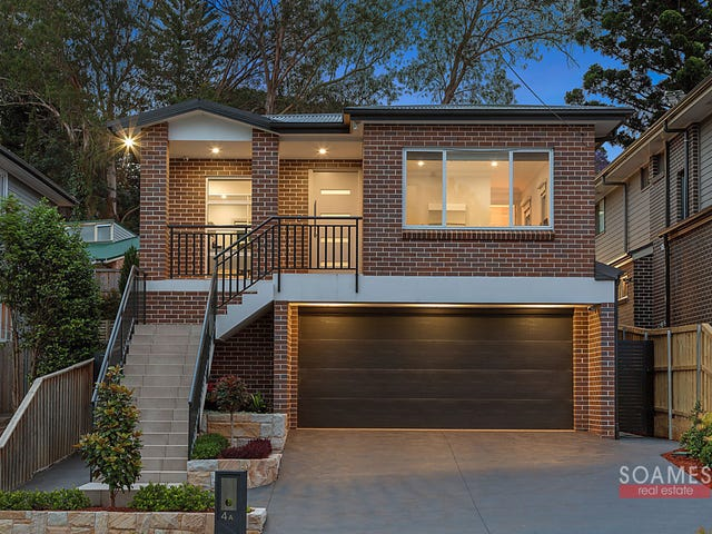 4a Campbell Avenue, Normanhurst, NSW 2076