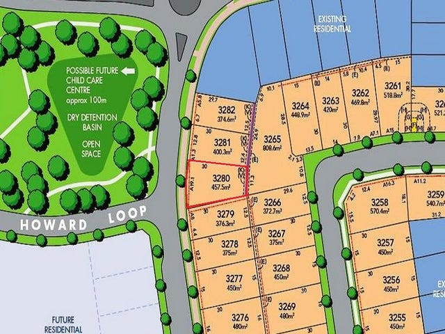 Lot 3280, Harvey Street, Oran Park, NSW 2570