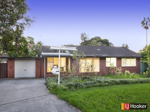 4 Cyril Place, Baulkham Hills, NSW 2153