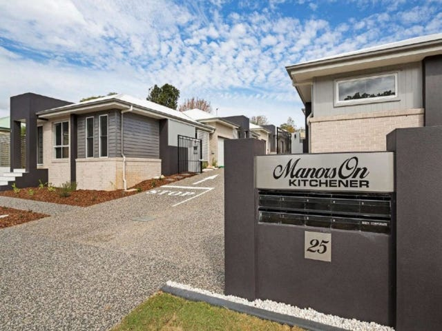 6/25 Kitchener Street, East Toowoomba, Qld 4350