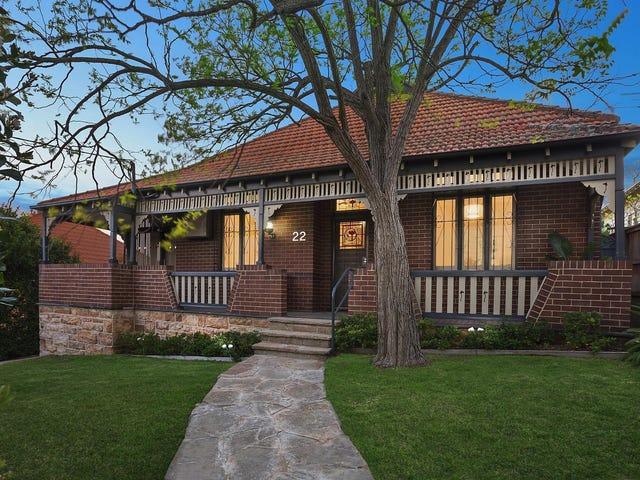 22 Waratah Street, Haberfield, NSW 2045