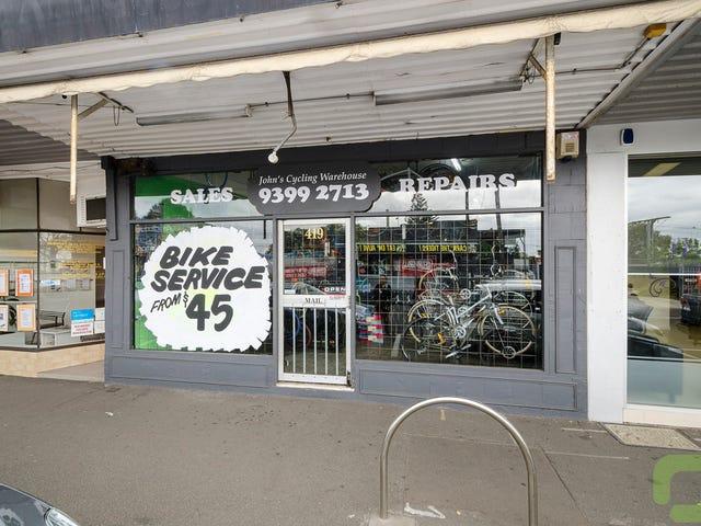 419 Melbourne Road, Newport, Vic 3015