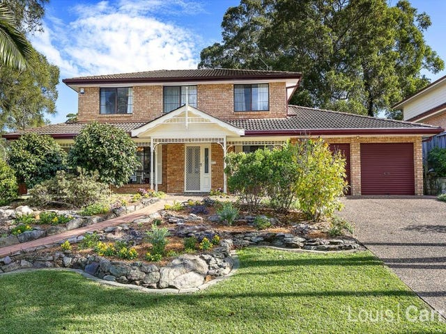 1 Hillgate Place, Castle Hill, NSW 2154