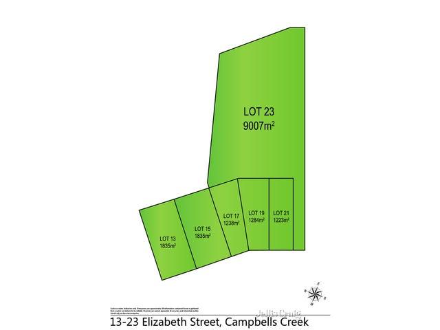 13 - 23 Elizabeth Street, Campbells Creek, Vic 3451