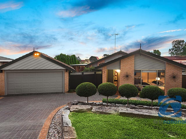 5 Egret Place, Quakers Hill, NSW 2763