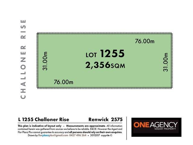 Lot 1255 Challoner Rise, Renwick, NSW 2575