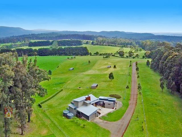 373 O'Gradys Road, Kinglake West, Vic 3757