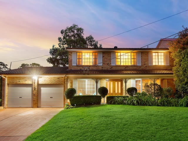 9 Yoorana Place, Castle Hill, NSW 2154