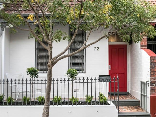 72 Chelmsford Street, Newtown, NSW 2042