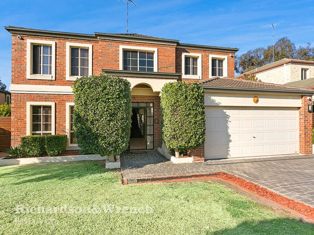 5 Honeysuckle Place, Kellyville, NSW 2155
