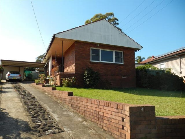 4 Comber Crescent, Pendle Hill, NSW 2145
