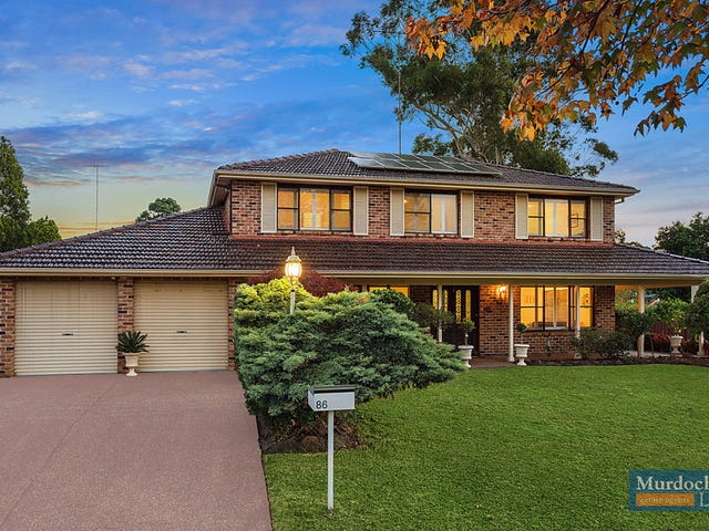 86 Tuckwell Road, Castle Hill, NSW 2154