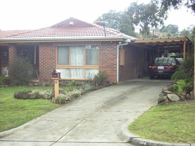 4 Glendale Drive, Chirnside Park, Vic 3116