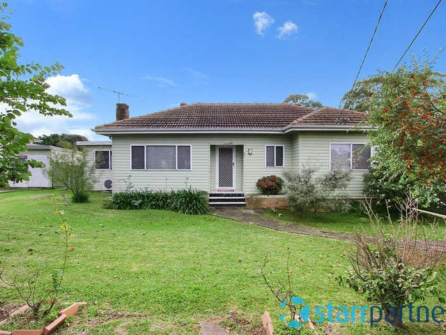 1 LUCAS STREET, Guildford, NSW 2161