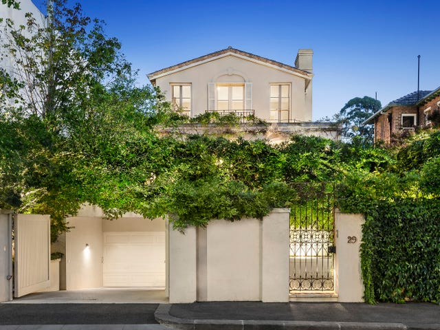 27-29 The Righi, South Yarra, Vic 3141