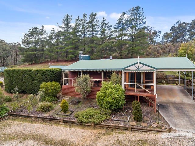 25 Old Reservoir Road, Chewton Bushlands, Vic 3451