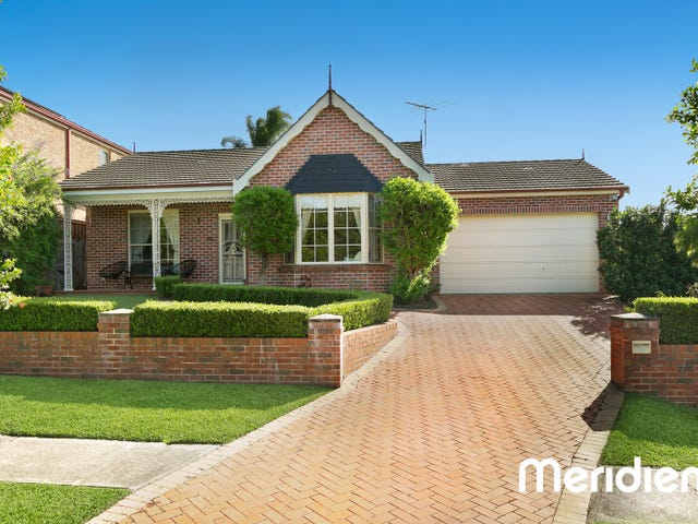 10 Comet Cct, Beaumont Hills, NSW 2155