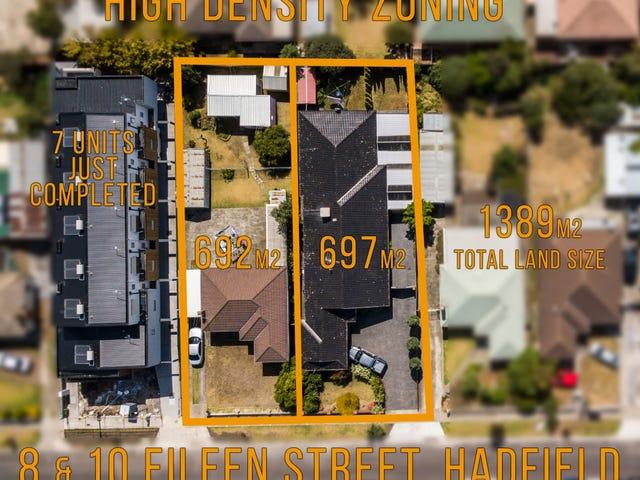 8 & 10 Eileen Street, Hadfield, Vic 3046