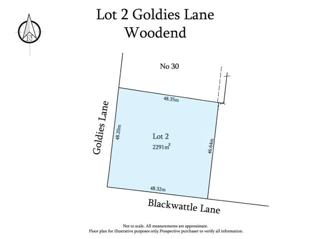 Lot 2 Goldies Lane, Woodend, Vic 3442
