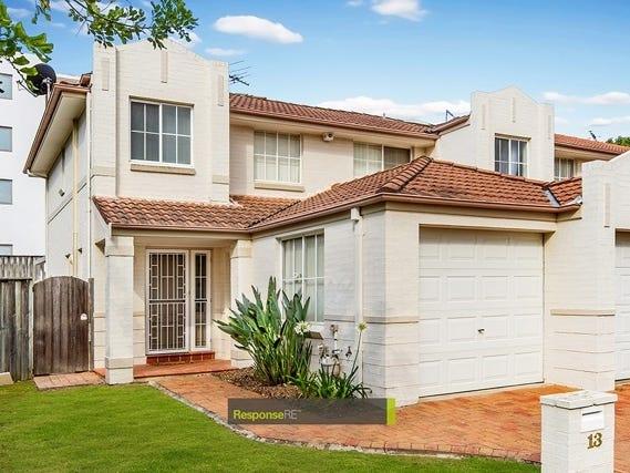 13/17 Conie Avenue, Baulkham Hills, NSW 2153